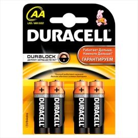LR6/AA Duracell Basic 4 шт.