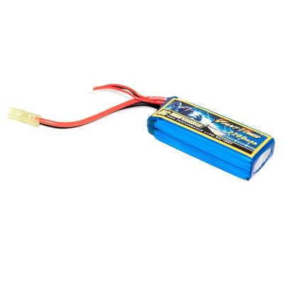 Аккумулятор Li-Po 7.4V, 2200mAh
