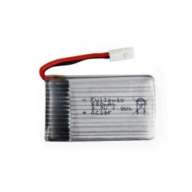Аккумулятор Li-Po 3.7V, 650mAh