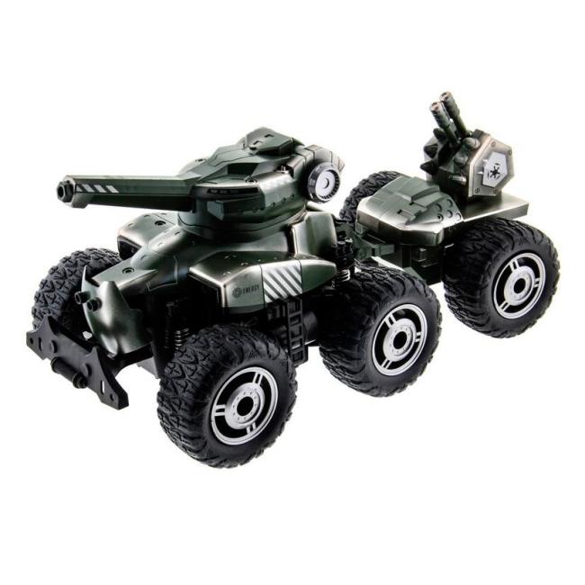 Машина-монстр Chariot