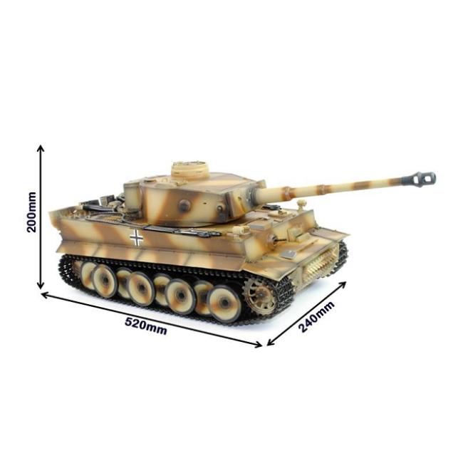 Taigen TG3818-1B / German Tiger